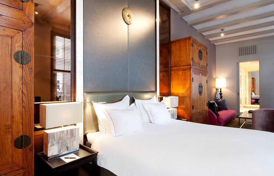 The Dylan Thomas Suite © The Dylan Amsterdam