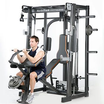 Nordictrack e competition series™ smith machine our
