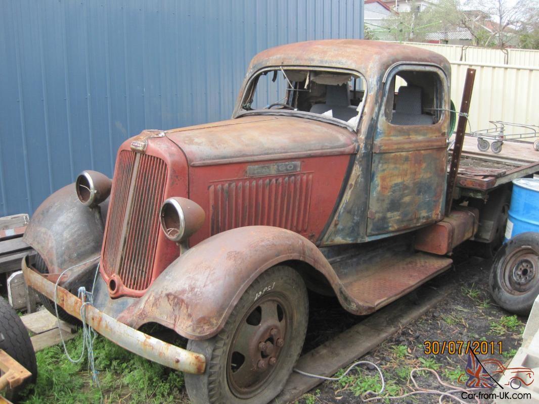 1934 Fargo   Rust In Peace   Pinterest   Barn finds, Abandoned ...