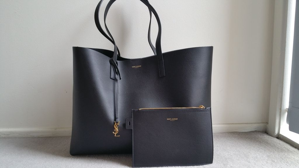 472573ca84 New YSL shopping tote - thoughts