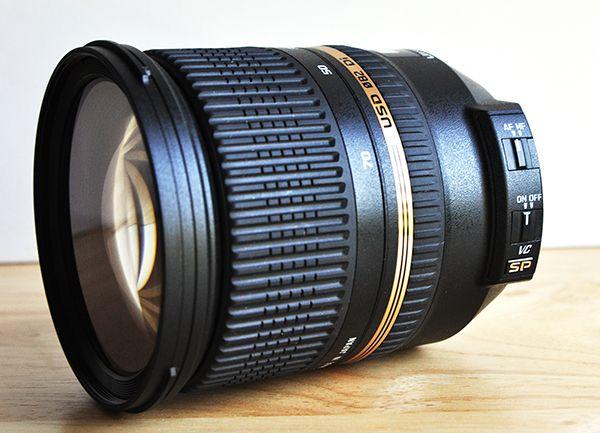 Lens Review Tamron 24-70 mm f/2.8 Di VC USD | Lens, Professional ...