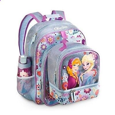 db73d66e6c7 Backpack with Attached Lunch Bag