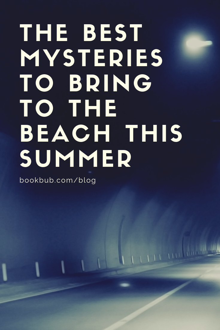 Add Some Mystery to Your Summer Reading Plans in 2019