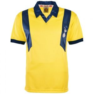 131109b0bfe Tottenham Hotspur 1977-80 Away Retro Football Shirt | Projekty do ...