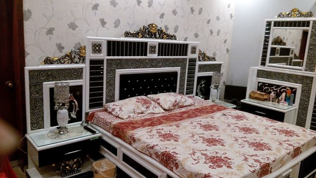 Most beautifull deco paint complete bed set   Furniture. Most beautifull deco paint complete bed set   Furniture   Furnitre