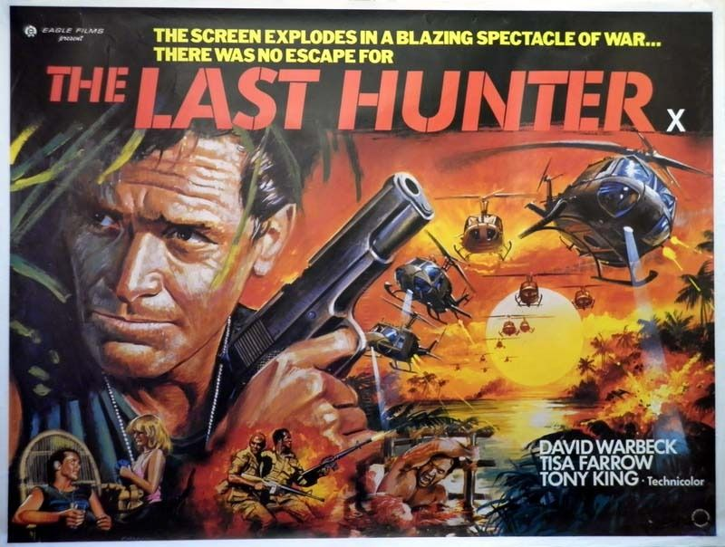 Image result for the last hunter