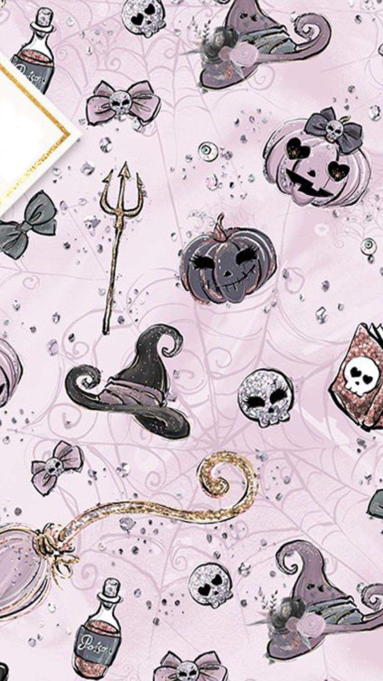 Pin By Theresa Ross On Halloween Halloween Wallpaper Iphone Halloween Wallpaper Witchy Wallpaper