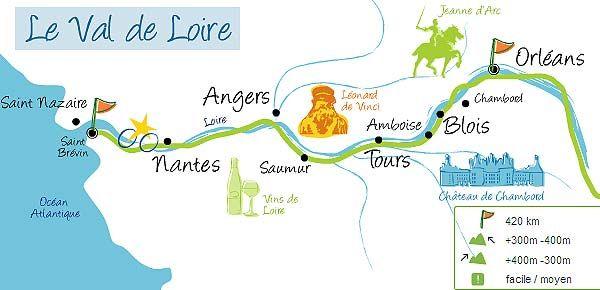 Le Val De Loire Tours Loire Valley Loire Valley France