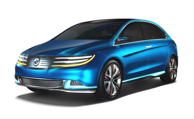 new car launches this yearElectric Car CoBuilt By Daimler and BYD To Launch This Year