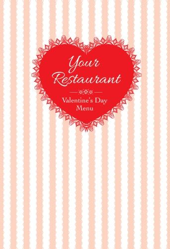 Georgian Heart A Simple But Sophisticated Valentine S Day Menu