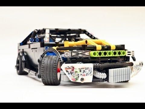 Drift Custom Youtube Lego Rc Technic Pinterest Lego And