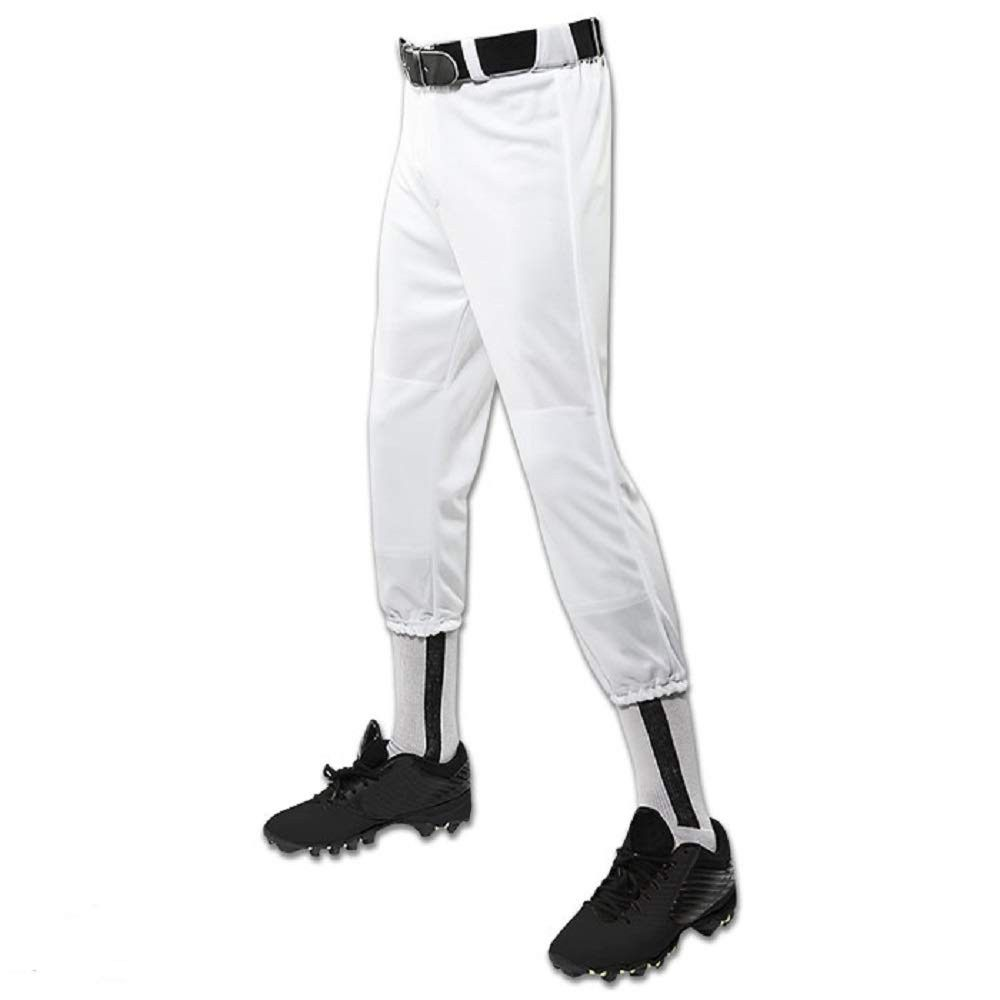 Performance Pull Up Baseball Pant With Belt Loops Youth White Cl114yzy9pb Boys Clothes Style Baseball Pants Boy Fashion