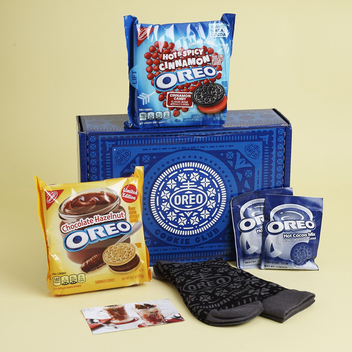 Oreo Subscription Box $60 For 3 Months Gift Idea For