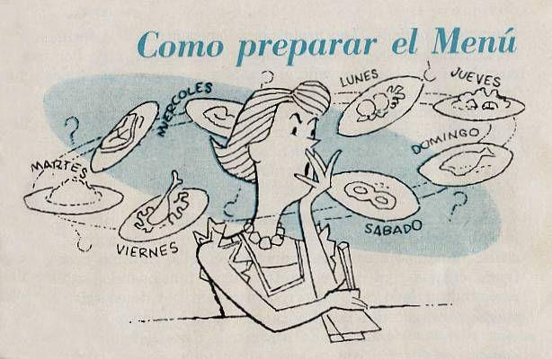 Cocina al Minuto con Nitza Villapol 1956  Cosas Cubanas