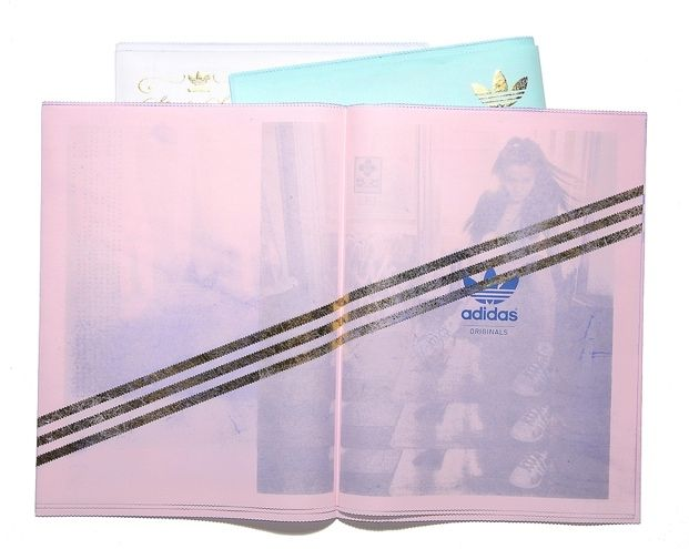 adidas Originals China Limited Edition Catalogue