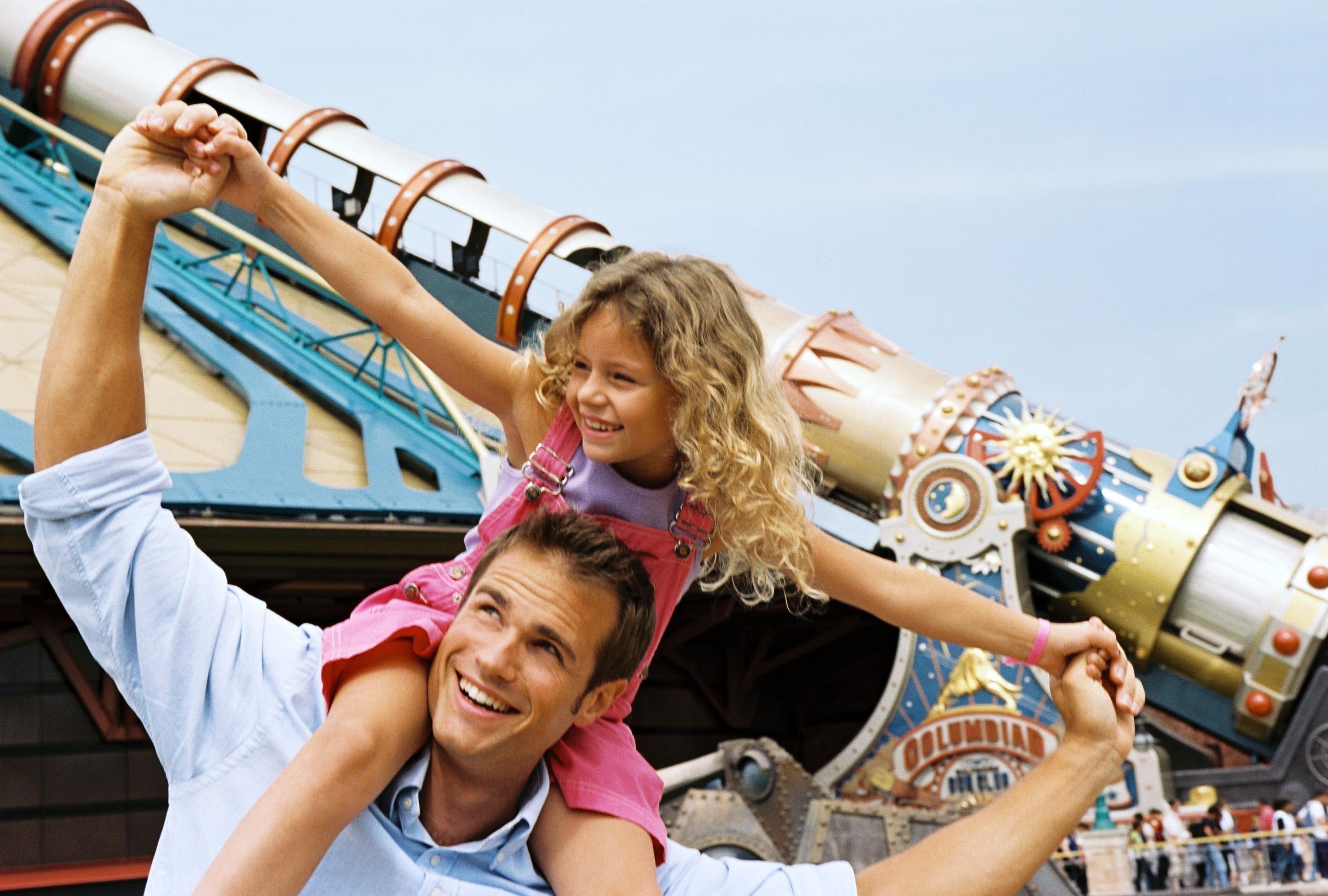 Discoveryland Family Fun Disney Usa Disneyland Park
