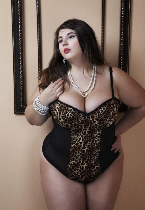 Sherbakova alexandra plus model size