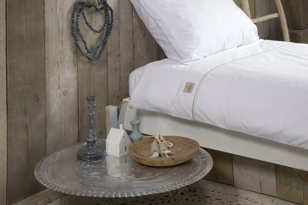 Queens duvet cover & soap on a rope. Bedroom styling | Koeka webshop