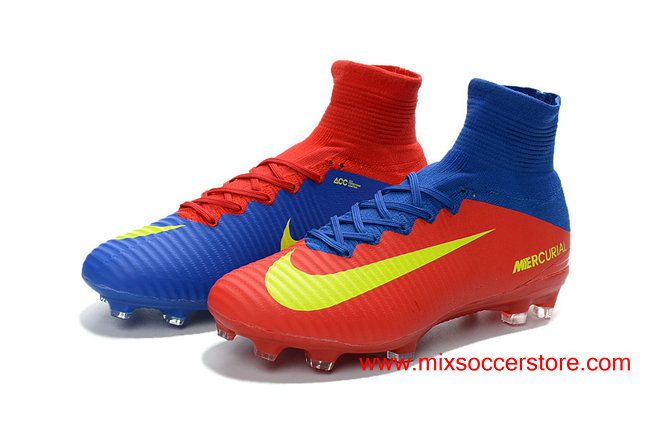 preposición Merecer Folleto  Special Edition Nike Mercurial Superfly 5 FG Blue Red Yellow Soccer Cleat |  Soccer cleats, Superfly soccer cleats, Soccer shoes