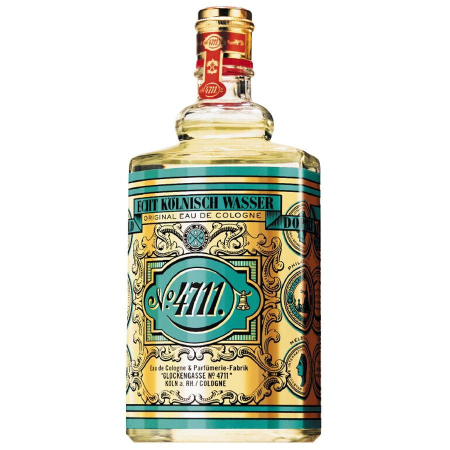 4711 The First Eau De Cologne In Production Since 1799 With