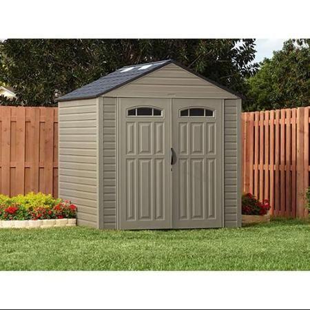 Patio Garden Outdoor Storage Buildings Building A Shed