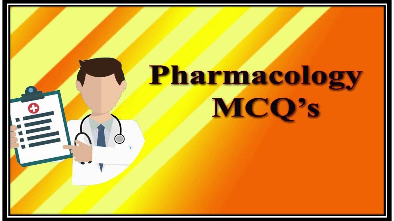 Download pharmacology MCQs pdf free | Medstudentscorner