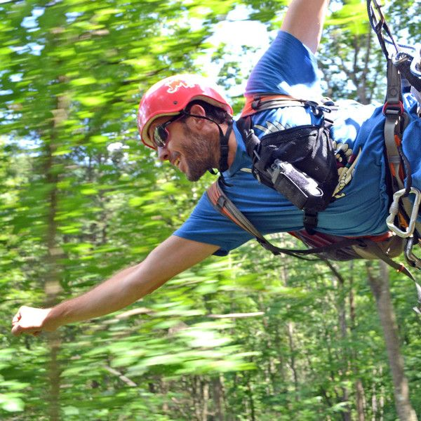 Where To Go Zip Lining In West Virginia