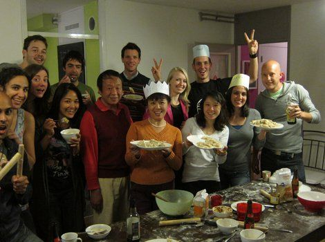 A Date Over Dumplings with Mikey & Zheng in #Amsterdam sounds like a tasty Chinese experience.