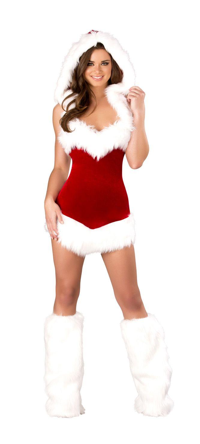 RMC163 One Piece Christmas Beauty Costume  sc 1 st  Pinterest & RMC163 One Piece Christmas Beauty Costume | Chrsitmas | Pinterest ...