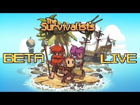 The Survivalists! survival game! Escapists Universe