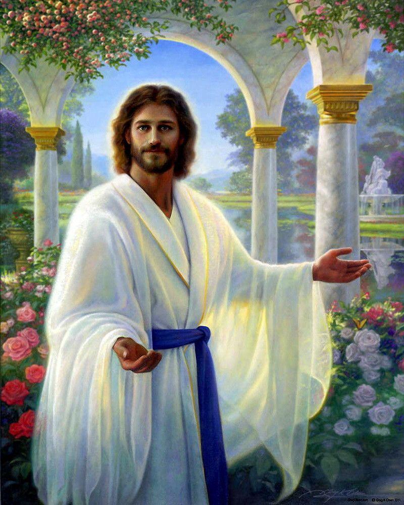 Картинки красивого иисуса христа