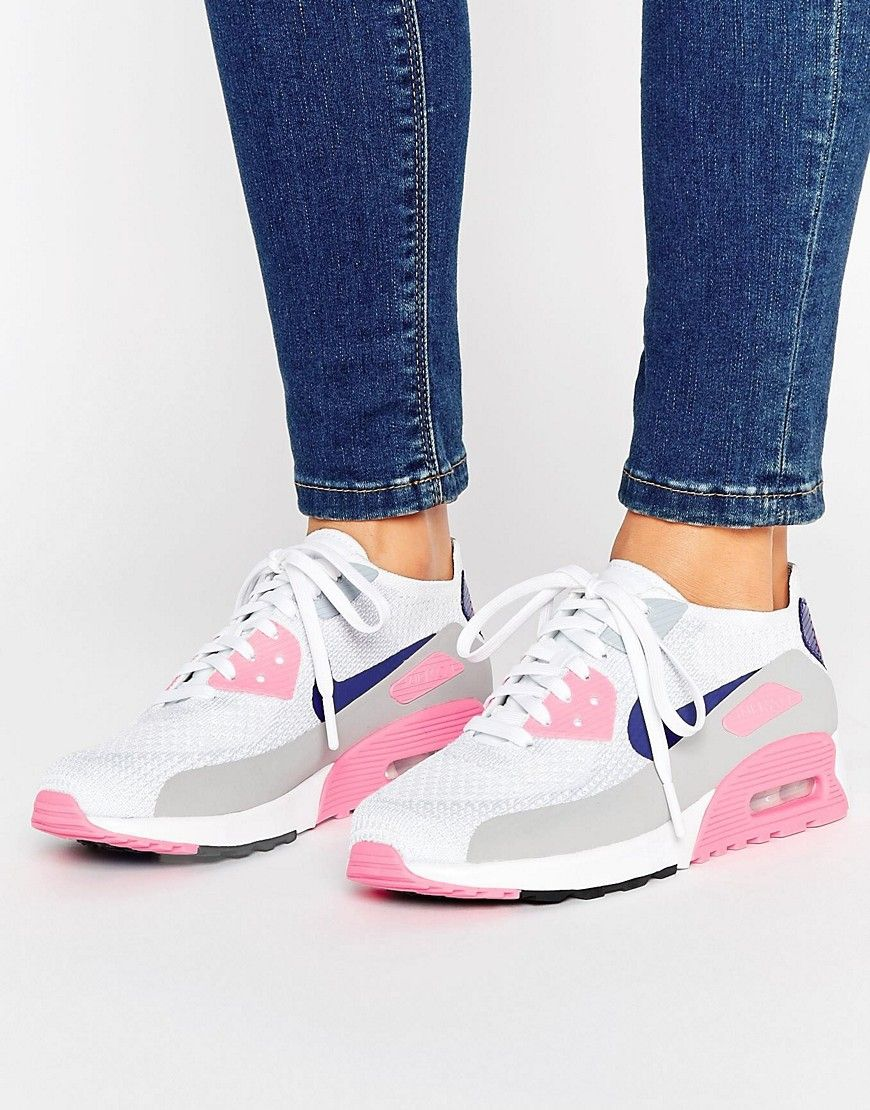 Buy it now. Nike Air Max 90 Ultra 2.0 Flyknit Trainers