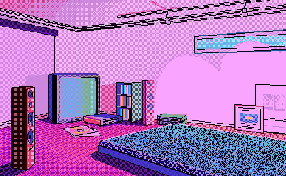 Anime Pool Aesthetic