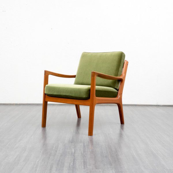 Velvet-Point - armchairs / easy chairs 1950s armchair, Ole Wanscher, CADO - Karlsruhe