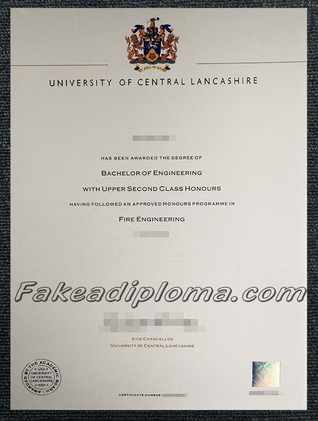 Where To Buy Fake Uclan Degree Get University Of Central