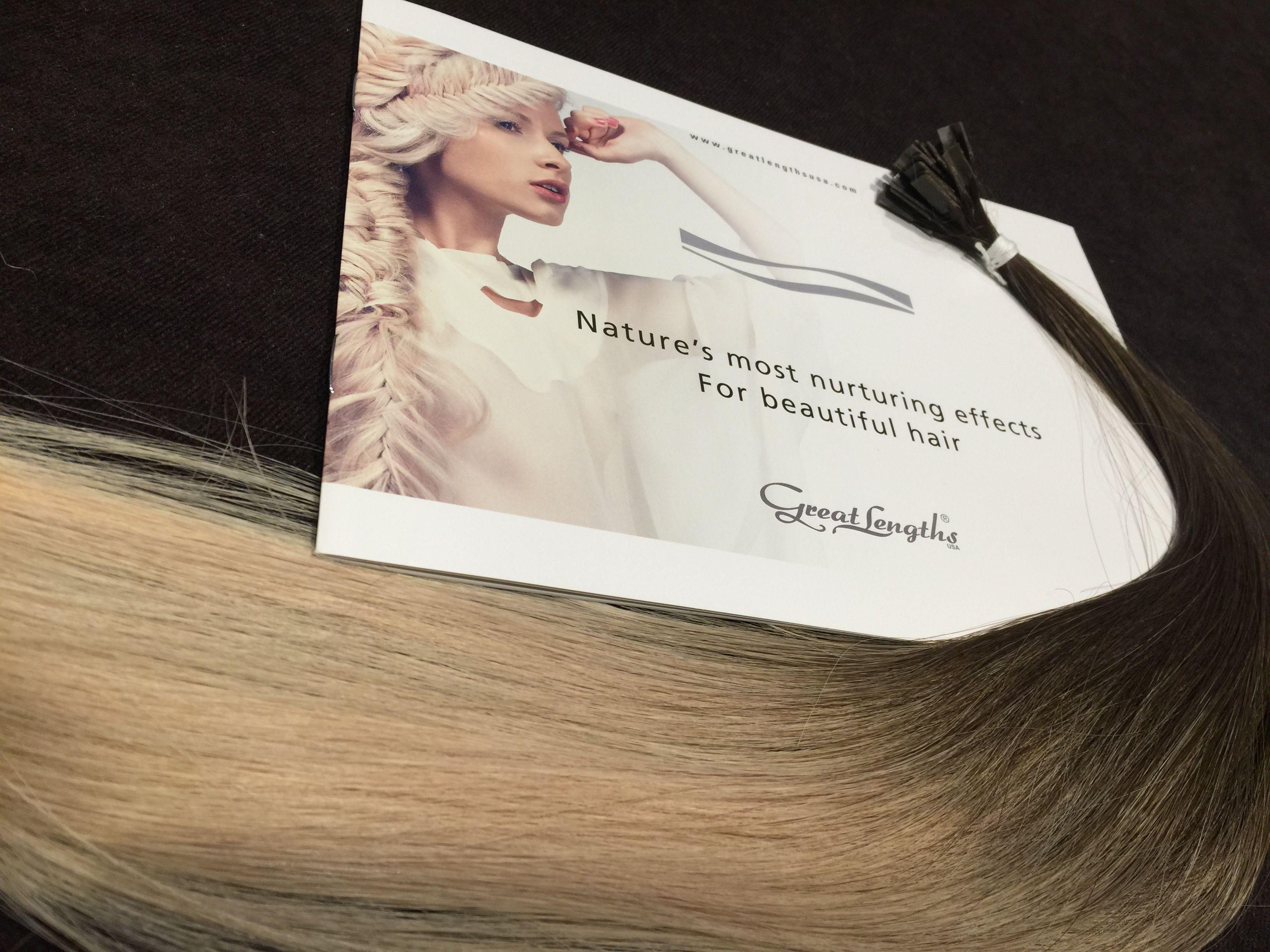 Garnish Hair Studio Extension Bar In Raleigh Receives Great