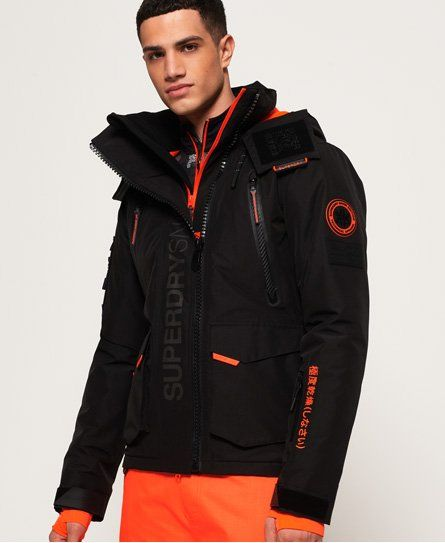 Superdry Ultimate Snow Rescue Jacket Mens Superdry Snow Stylish Jackets Mens Jackets Superdry Jackets