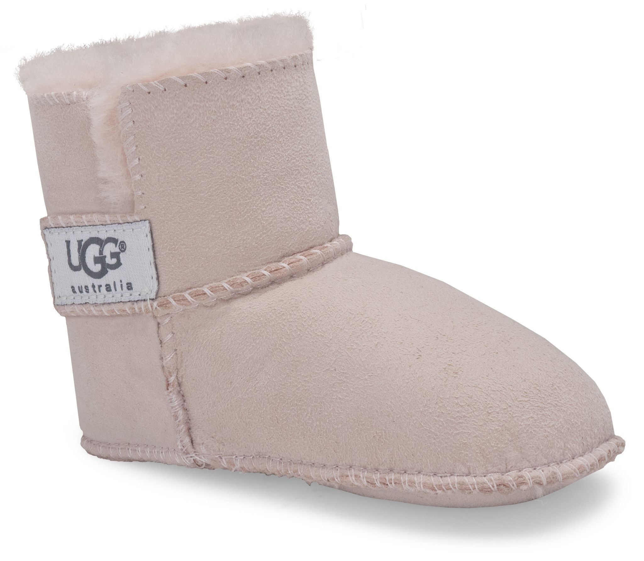 Ugg Infants Erin Booties Baby Pink
