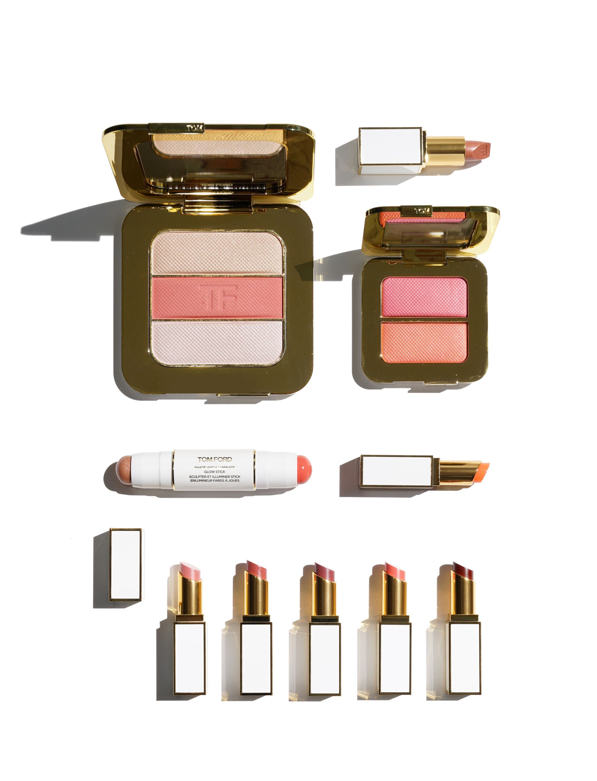 Tom summer ford makeup collection recommendations to wear for spring in 2019
