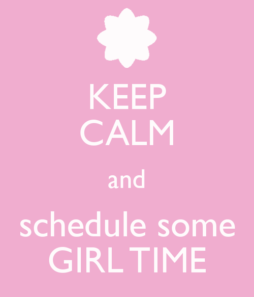 Quotes On School Time Table: Everyone Needs A Little GIRL TIME! To Set Up A Pink Papaya