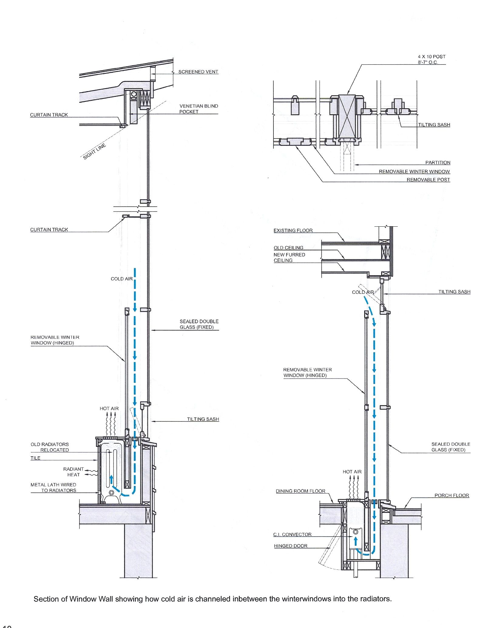 Wall Section Drawing Architecture Google Search