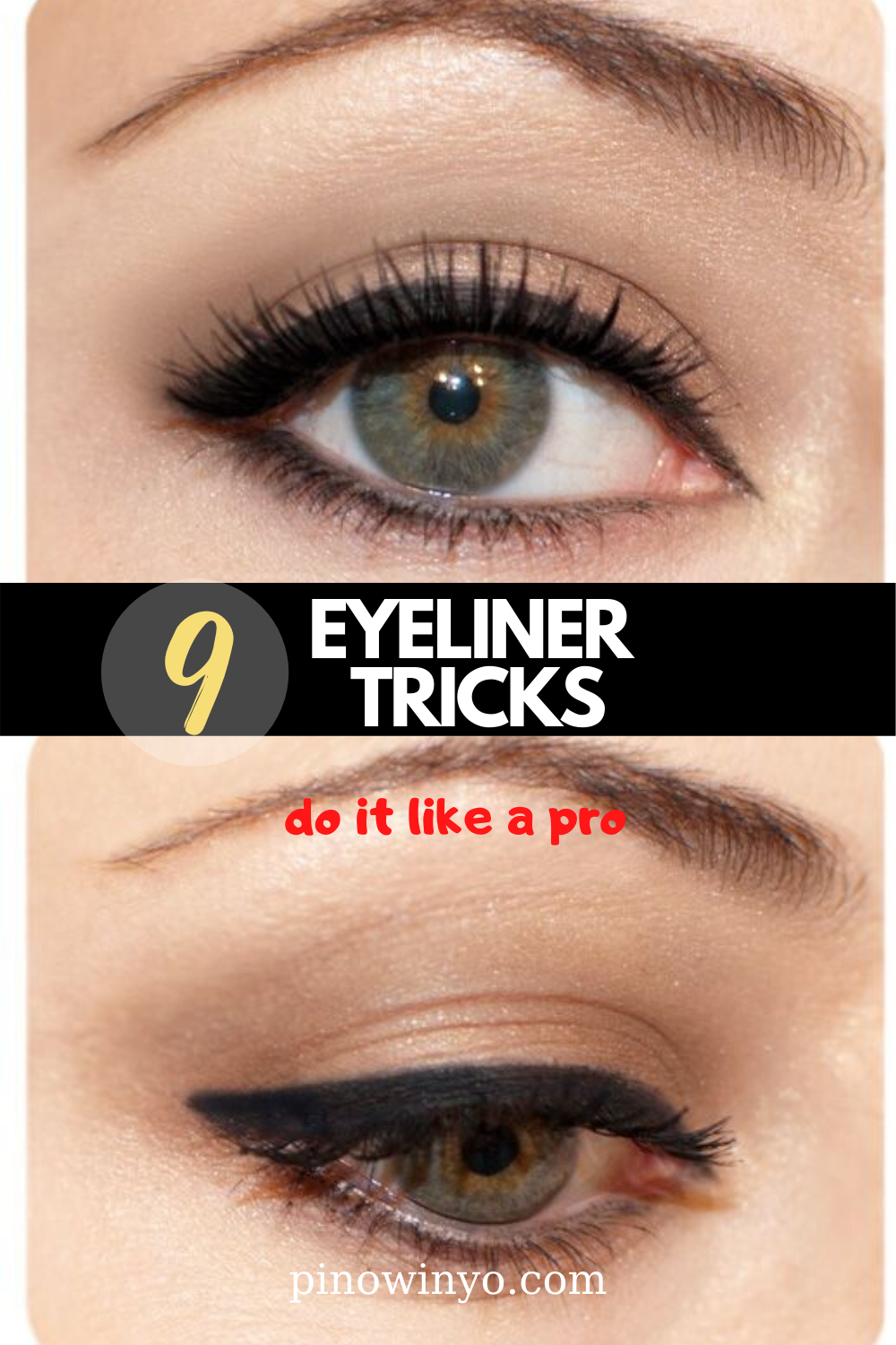 10 Eyeliner Tricks that Nobody Knows  Do it Like a Pro in 10