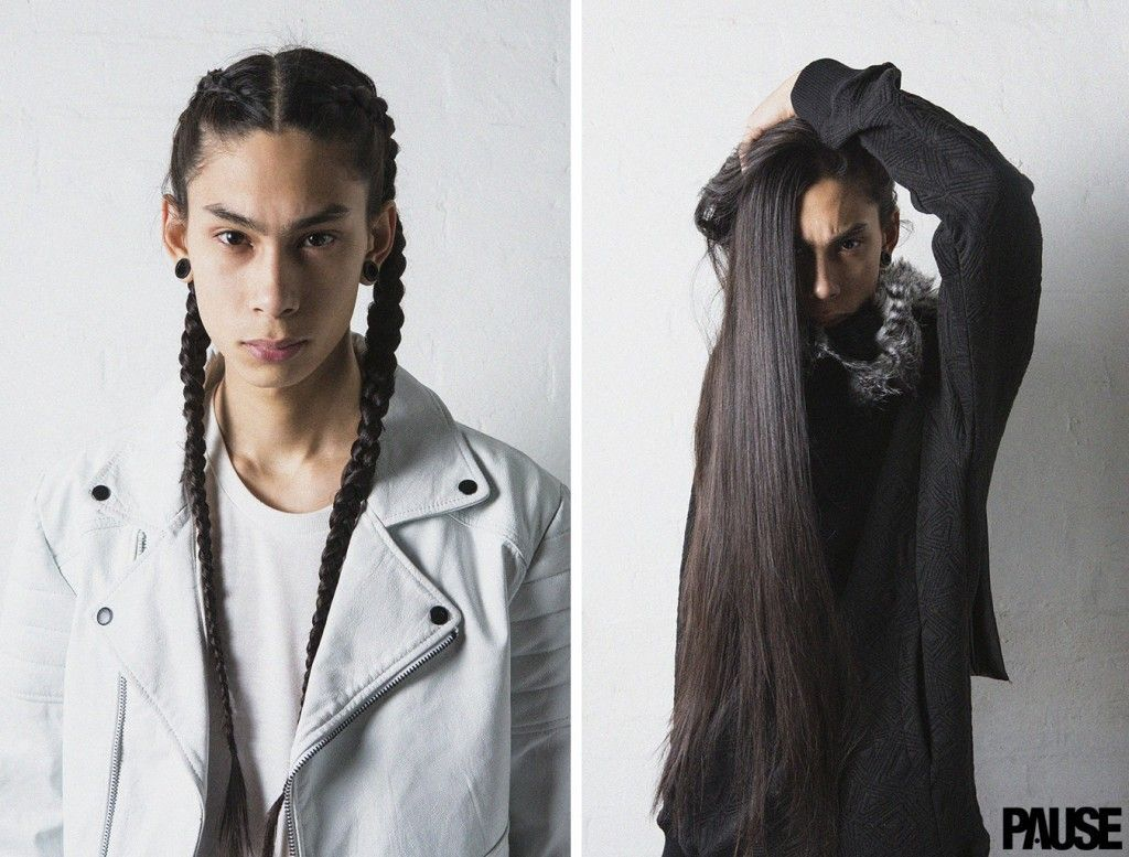 Long Hair Editorial Long Hair Don't Care Photographer