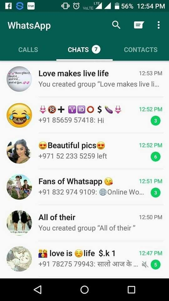 Pin by Ajay Kushvah on Whatsapp group in 2020 Girl
