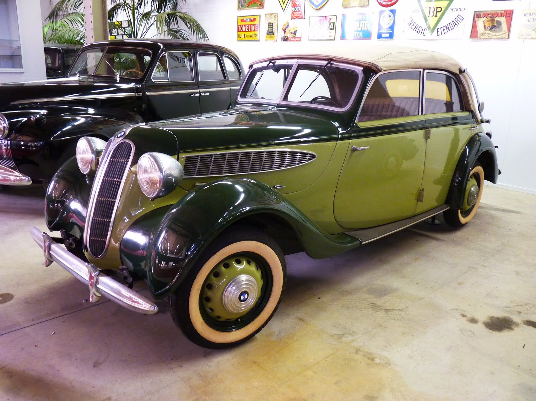 BMW 326 1940