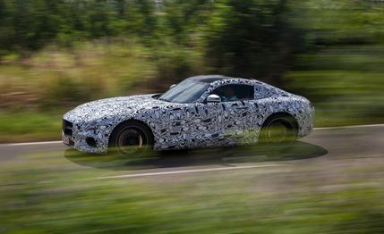2016 Mercedes-AMG GTS