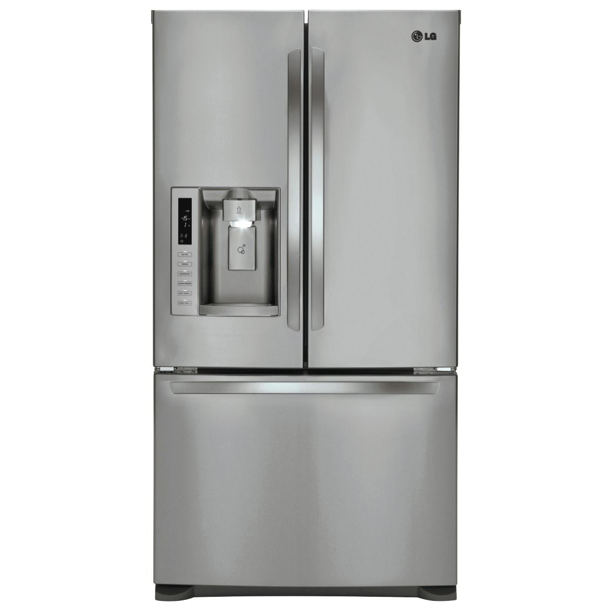Uncategorized Good Guys Kitchen Appliances lg gr l218asl 615l french door refrigerator at the good guys guys