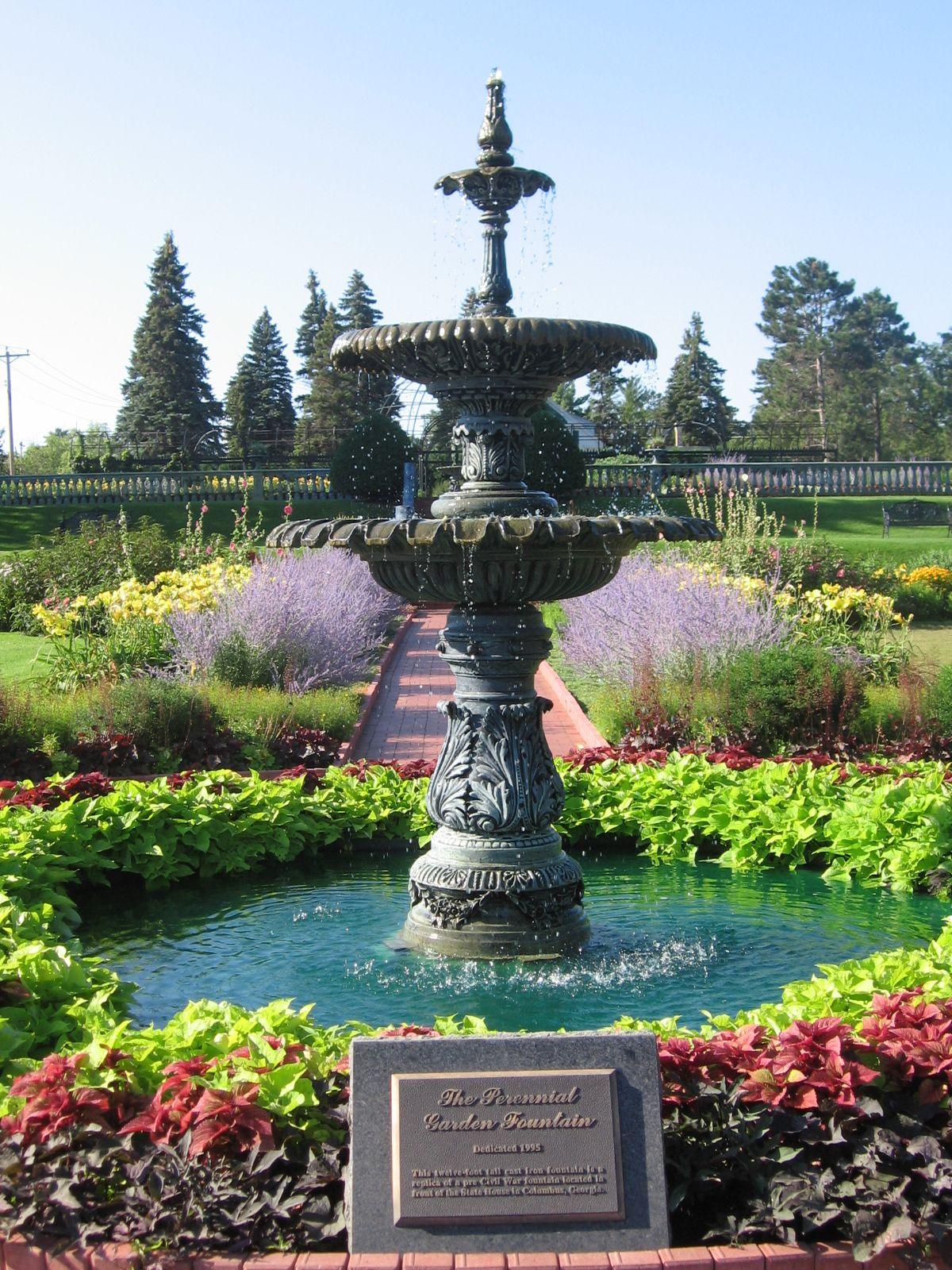 bd8dfe7a12a3a069cd4dee2e9fa2533c - Munsinger Gardens In St Cloud Minnesota