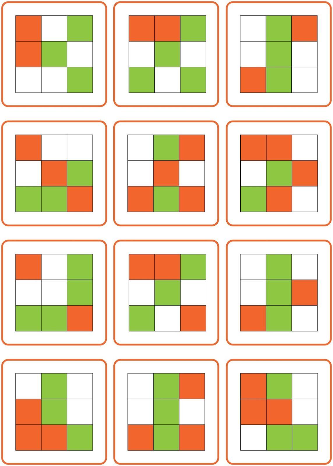 und noch eine Möglichkeit gespiegelte Muster zuzuordnen... LG Gille ...