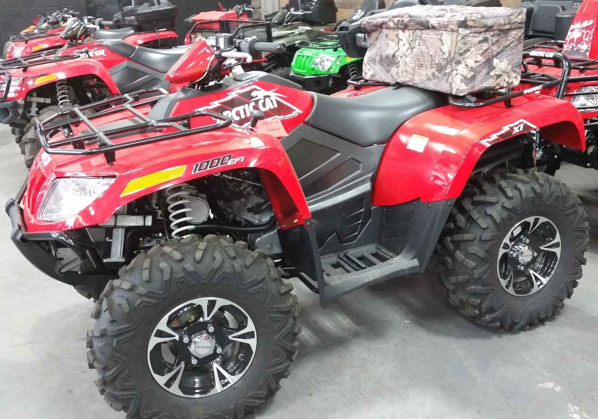 New 2015 Arctic Cat 1000 XT™ EPS ATVs For Sale in Georgia. If you ...